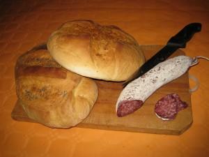 Pane della mezzora