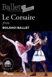 Bolshoi: Le Corsaire 2017