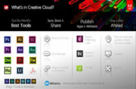 Adobe Creative Cloud Collection CC 2017